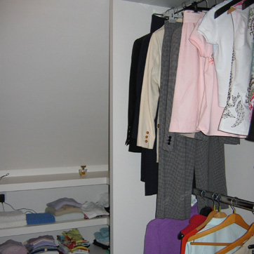 Garderobe_inloopkasten project 2 en foto 1