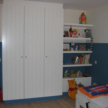 Kinderkamers project 1 en foto 1